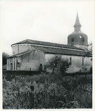 LANDES c. 1935 - 7 Photos Vieux Boucau Église  Plage  Nouvelle Aquitaine  - L 99