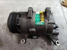 Oem 2002-06 Mini Cooper S R53 Gpd 6512306 Ac compressor air conditioner