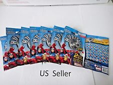 8X-NIP 2015 NECA Marvel series 1 limited edition BLIND PACK new sealed US Seller