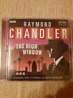 THE HIGH WINDOW Raymond Chandler BBC Radio Drama 2 Audio CDs NEW SEALED