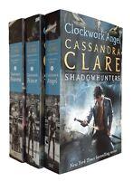 Cassandra Clare 3 Books Shadow Hunters Clockwork Angel Prince Princess New