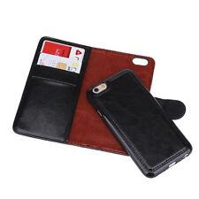 Lederimitat Klapp Tasche Hülle Book Cover Case Etui Für LG G6 H870 H873  2 in 1