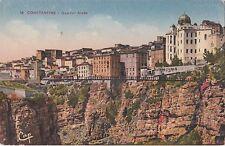 CG26.Vintage Postcard.  Arab Quarter, Constantine, Algeria