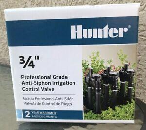 "Hunter PGV-ASV  3/4"" Professional Grade Anti-Siphon Irrigation Control Valve"