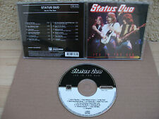 RAR - Status Quo : Ice in the Sun - CD - success CMA CD 108 see pictures inside