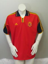 Team Spain Soccer Jersey - Euro 2000 home jersey - Men's Extra Large