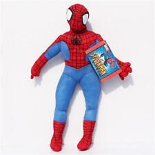 """Marvel Spiderman 12"""" inches Plush Soft Stuffed Animal for Gifts New with Tags"""