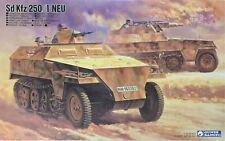 Gunze Sangyo Sd Kfz 250/1 Neu Ref 731 Scale 1/35