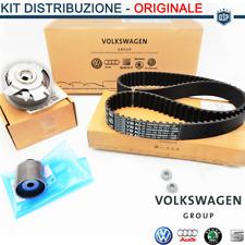 Kit Distribuzione ORIGINALE per AUDI A4 B6 1.9 TDI 01-04 Cinghia Ricambio Motor