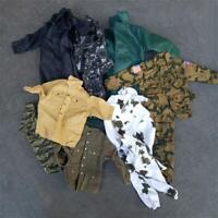 Lot GI Joe Dragon 1:6 WWII 21st Century The Ultimate Soldier WWII German Uniform