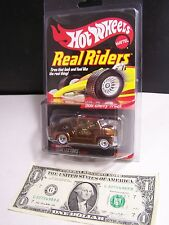 Hot Wheels Real Riders Collector '50's Chevy Truck Series 6 Spectraflame - 2007