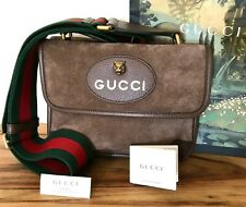 Gucci Vintage Messenger Bag