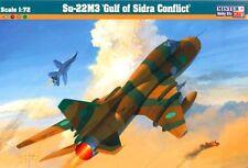 Osipovič SUCHOJ-MONTATORE Su-22 M3 H/J (Libico, ungherese, Afgano AF MKGS) 1/72 mistercraft