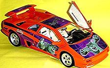 Lamborghini Diablo Disney Collection Monster inc. 1:18 Bburago