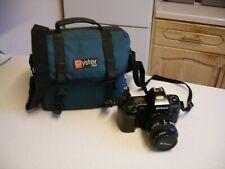 1980's Nikon F-801 AF SLR Camera w/ Nikkor 35-80mm f/4-5.6D Lens in Case (2443)