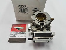 693479 Carburetor GENUINE Briggs & Stratton CARB Replaces # 499305 499307