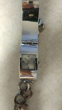 Charles Dumont Paris Watch Quartz 2 Pac Ingraved In The Center & Cover Free Ship
