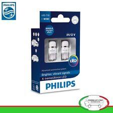 Lampade Lampadine X-treme Ultinon Philips LED T10 6000k Luce Bianca 127996000KX2