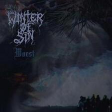 Winter Of Sin - Woest CD #30659