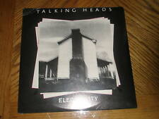 TALKING HEADS / ELECTRICITY ~ Live 1978 & Demos ~ 2 LPs ~ New Import  ~ SEALED