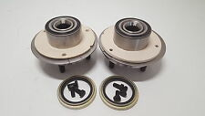 "2 New Front Wheel Hub Bearing Kits Fits Chrysler Dodge Plymouth 14"" WHL 518501"