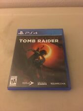 Shadow of the Tomb Raider (PlayStation 4, 2018)