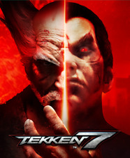 Tekken 7 - Official Dynamic Theme includes Akuma PlayStation 4  PS4