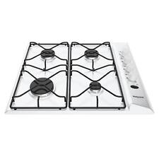 Hotpoint PAS642/H 60cm 4 Hotplate Burners Gas Hob in White