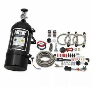 NOS 06016BNOS Single Fogger Wet Nitrous System; For 2005-2020 Dodge/Chrysler