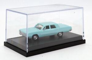 bc Atlas Main Street Motors 1968 Plymouth Fury I Automobile Lt Blue PRE 1/87 HO
