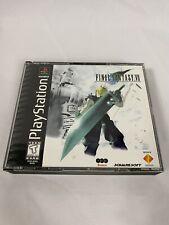 Final Fantasy Vii (PlayStation 1, 1997)