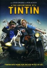 The Adventures of Tintin [New DVD] UV/HD Digital Copy, Widescreen, Ac-3/Dolby