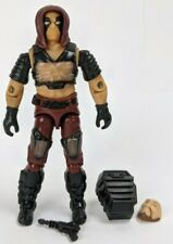 1984 Hasbro ARAH Zartan 100% Complete GI Joe Figure #2 Fantastic Shape Near Mint