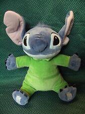 "15"" APPROX STITCH PLUSH - Lilo And Stitch Soft Toy green suit Disney store"