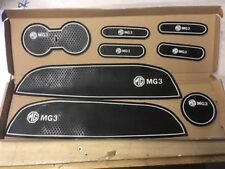 MG3 INTERIOR DASHBOARD MAT GATE PAD TRIM SET - WHITE ONLY (8 PADS)