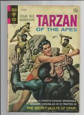 TARZAN #200  VF-  VERY  FINE-  OW/WHITE PAGES BRONZE AGE COMIC GOLD KEY 1971