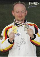 Joachim VOGL - Deutschland, Gold WM 2008 Schiessen, Original-Autogramm!