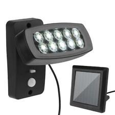 LED Solarleuchte Solarlampe mit Bewegungsmelder Gartenleuchte Nachtlicht Balkon