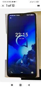 "Alcatel 3X 2019 (Metallic Black) 6.52"" 64GB 4G RAM Unlocked (used)"
