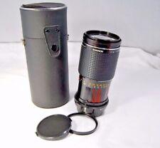 Usato Rokinon 75-200mm f4 Obiettivo per Pentax Pk (Sn 30202639)
