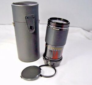 Used Rokinon 75-200mm f4 Lens for Pentax PK (SN 30202639)