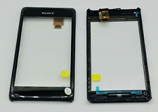 Sony Xperia E1 D2005 Touch Screen Display Glas Frontcover + Touchpad Schwarz NEU