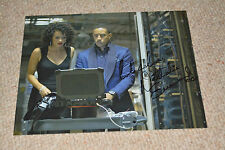 NATHALIE EMMANUEL signed Autogramm In Person 20x25 cm FAST & THE FURIOUS