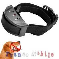 Collier Anti Aboiement Electrique Choc Dressage Training Shock Collar pour Chien