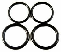 2 top+2 bottom Engine Spark Plug Tube O-Ring FOR BMW N42 N46/N 11377514007 NEW