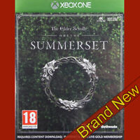 THE ELDER SCROLLS ONLINE SUMMERSET - Microsoft Xbox ONE ~18+ Brand New & Sealed