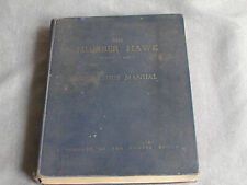 Humber Hawk Factory Rootes Service Shop Manual