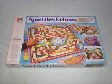 MB Spiele 1978 - Spiel des Lebens - 6 Spieler ! - 8 - 80 Jahre - alte Ausgabe