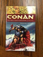 Conan: The Frost-Giant's Daughter Volume 1 Dark Horse VF
