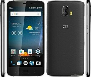 ZTE Blade V8L Smartphone, Marchio Tim, 16 GB, Blu Scuro